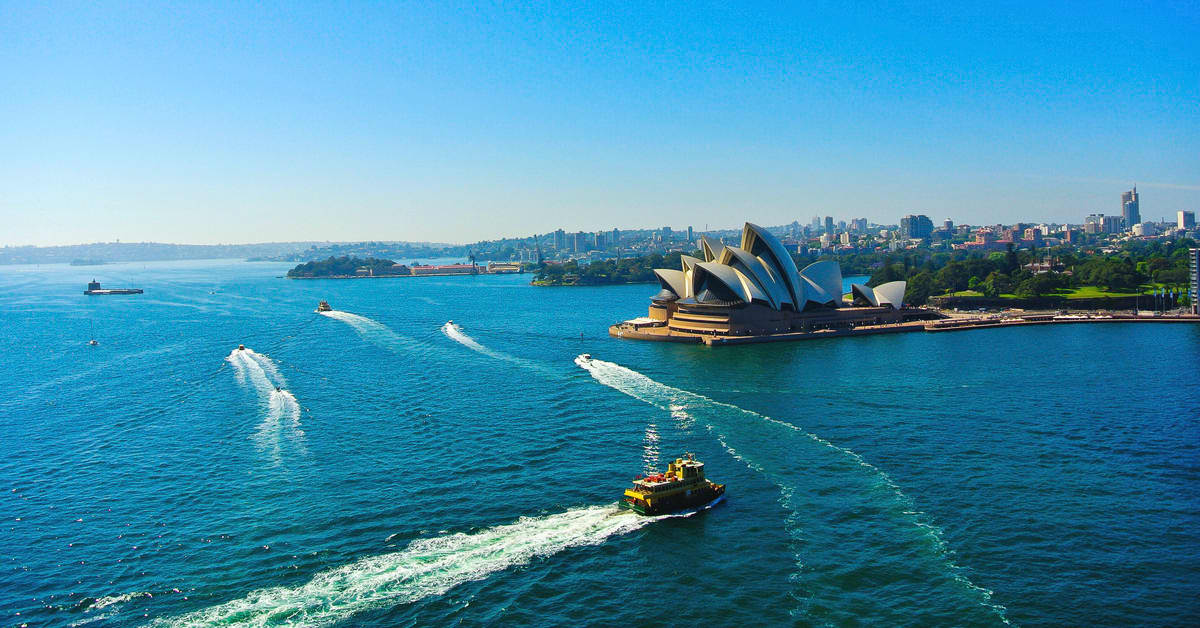 Städtereisen Sydney