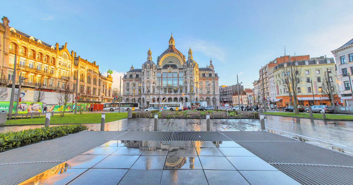Städtereisen Antwerpen
