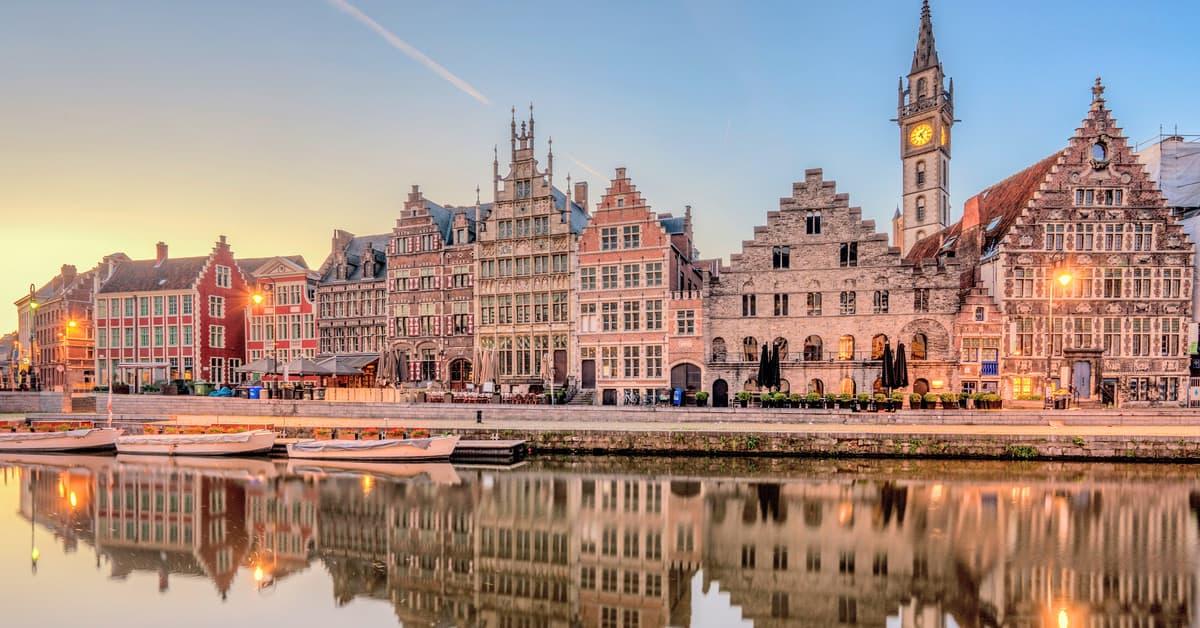 Städtereisen Gent