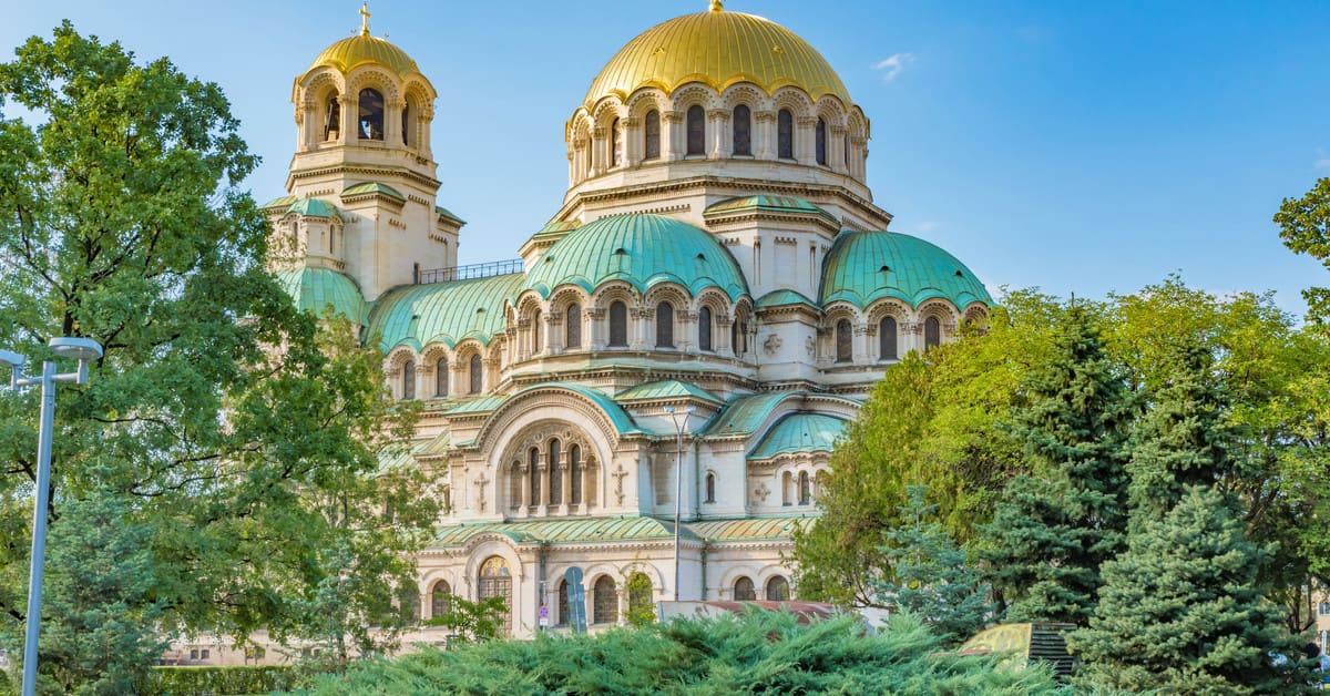 Städtereisen Sofia