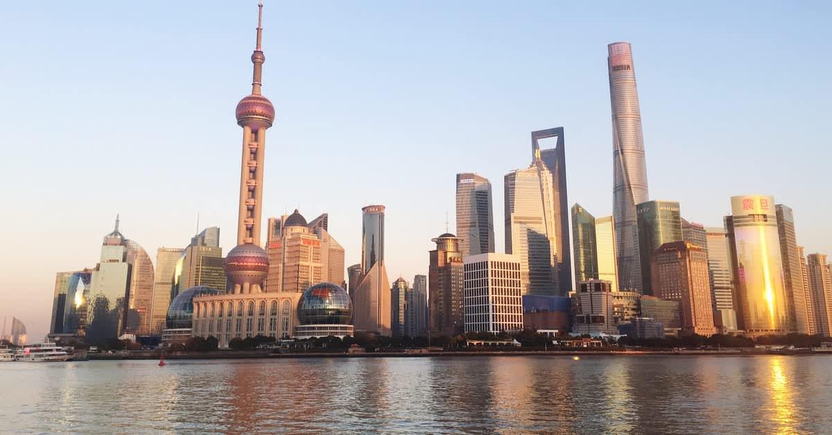 Städtereisen Shanghai