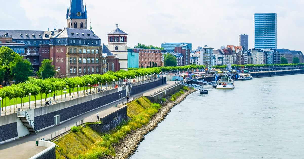 Städtereisen Düsseldorf