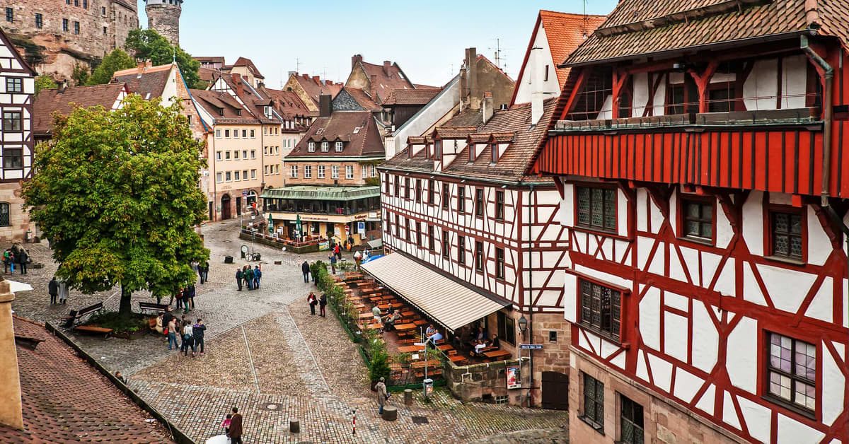 Städtereisen Nürnberg