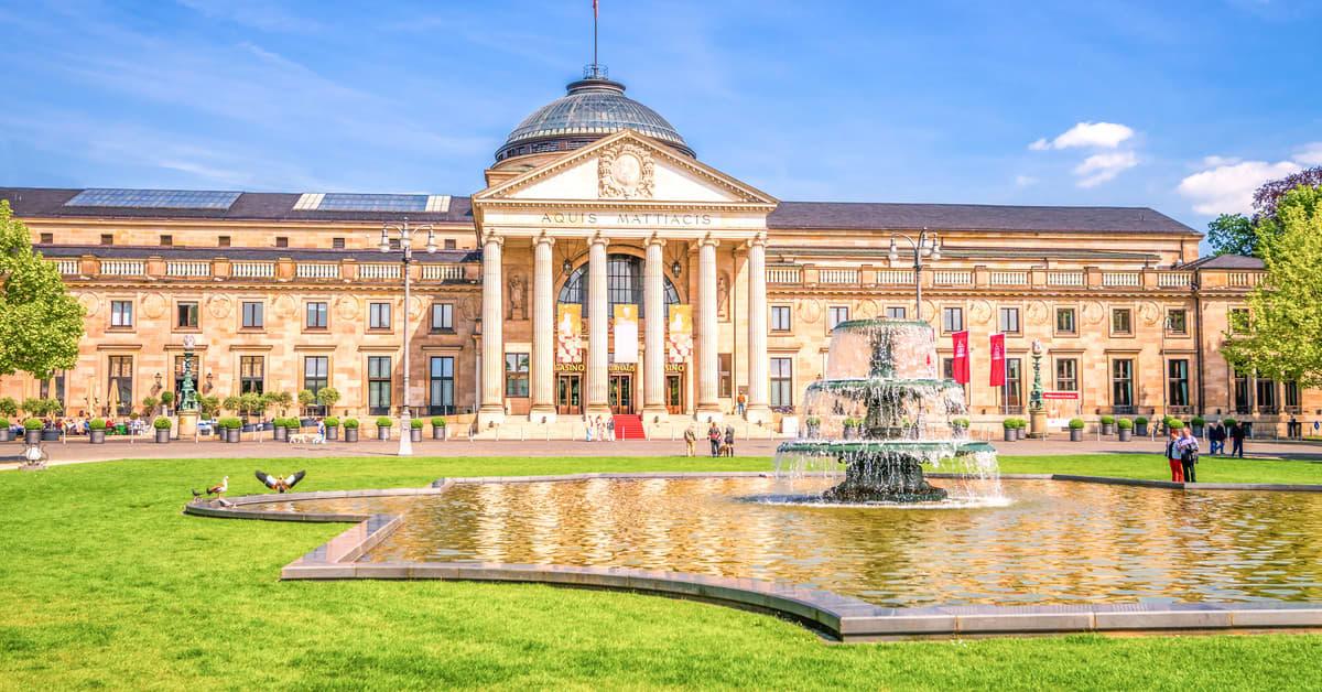 Städtereisen Wiesbaden