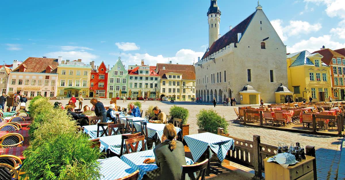 Städtereisen Tallinn