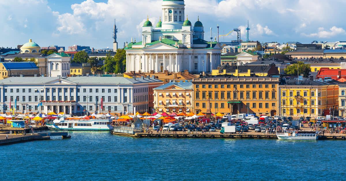 Städtereisen Helsinki