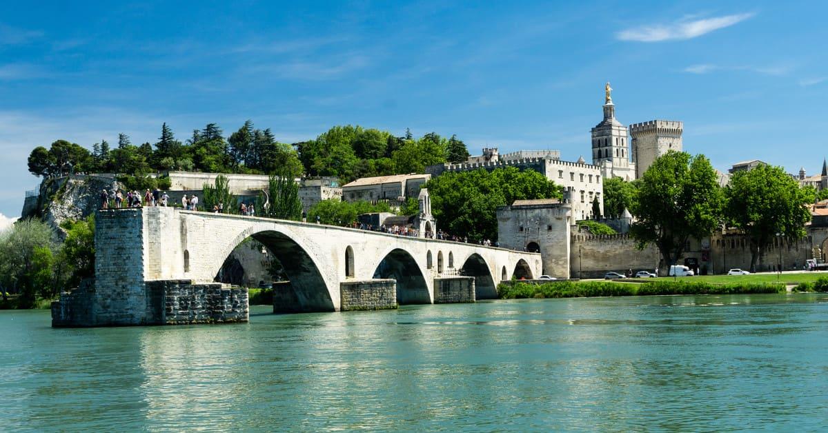 Städtereisen Avignon