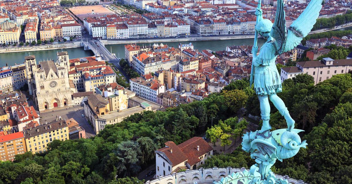 Städtereisen Lyon