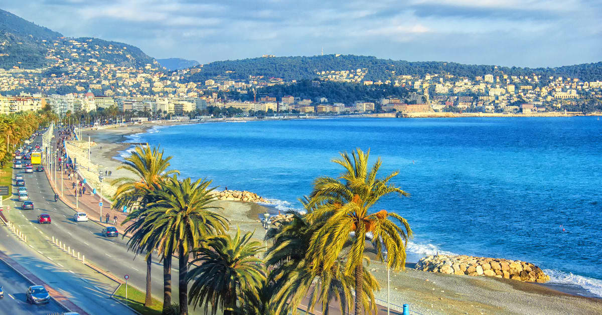 Städtereisen Nizza