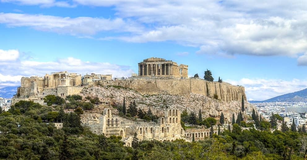 Städtereisen Athen