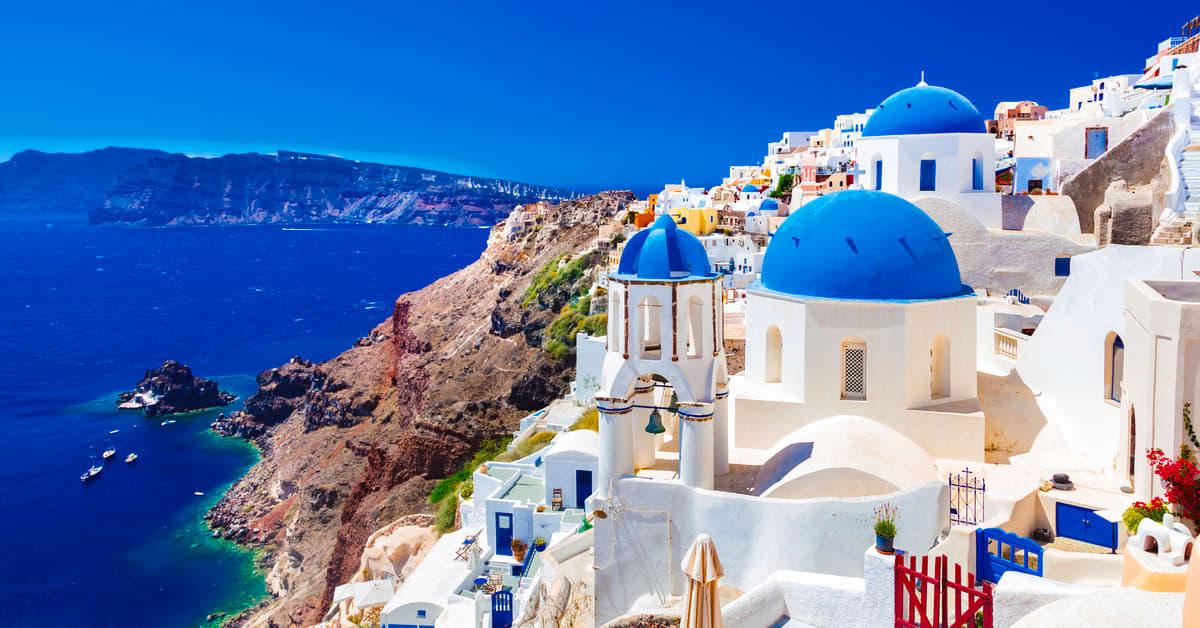 Städtereisen Santorini