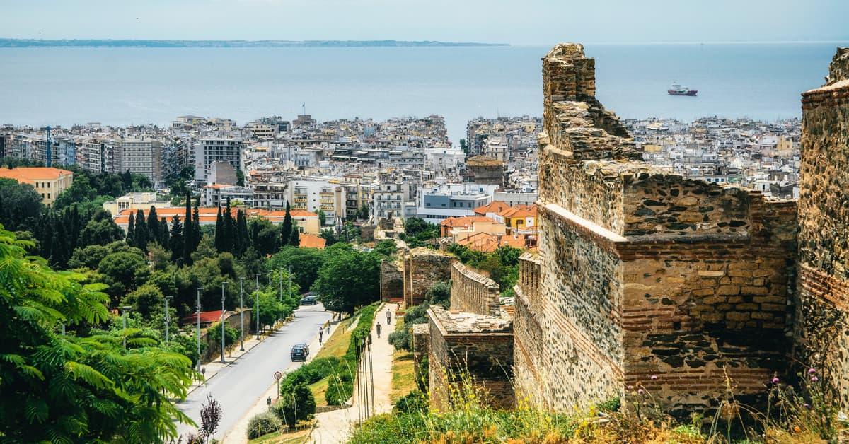 Städtereisen Thessaloniki