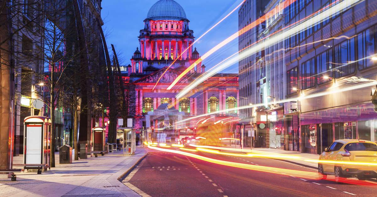 Städtereisen Belfast