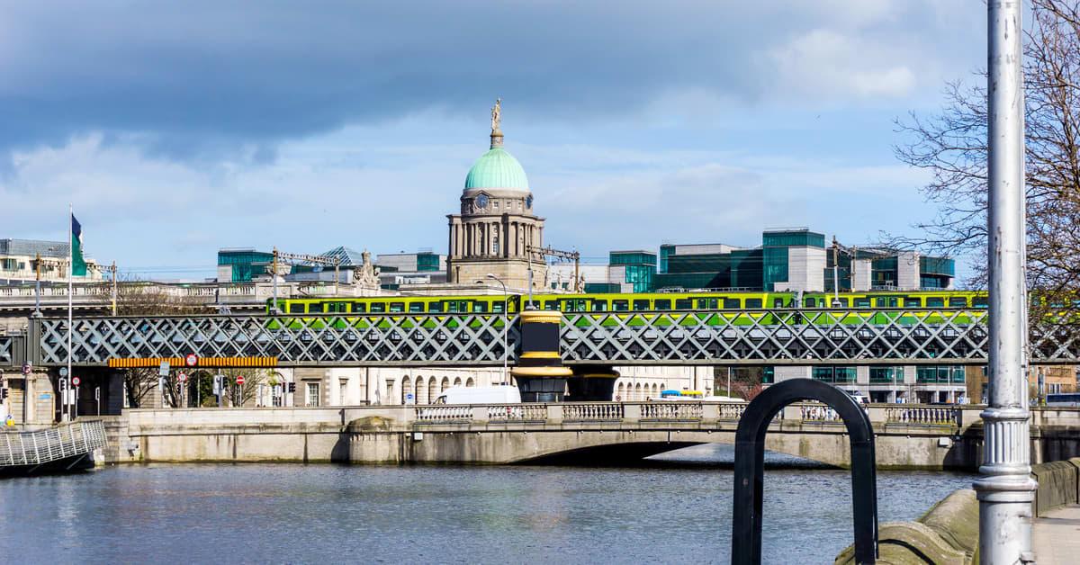 Städtereisen Dublin