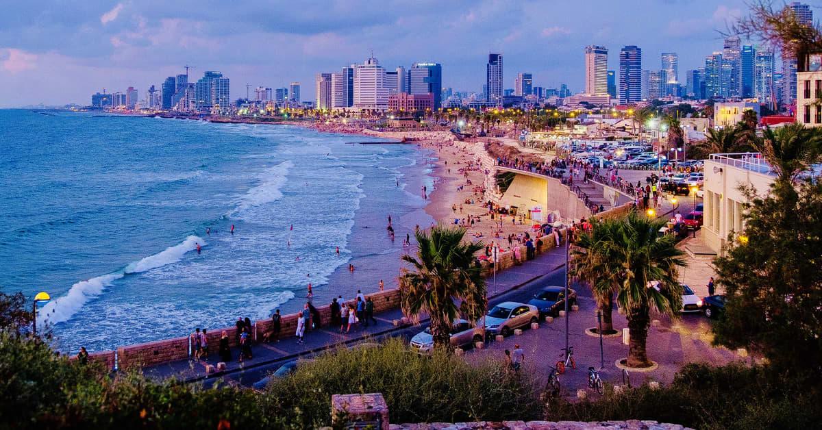 Städtereisen Tel Aviv