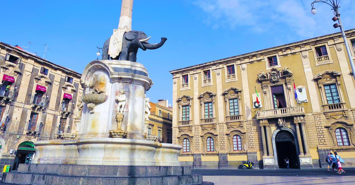 Städtereisen Catania
