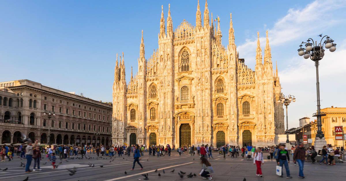 Städtereisen Mailand