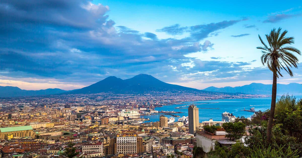 Städtereisen Neapel