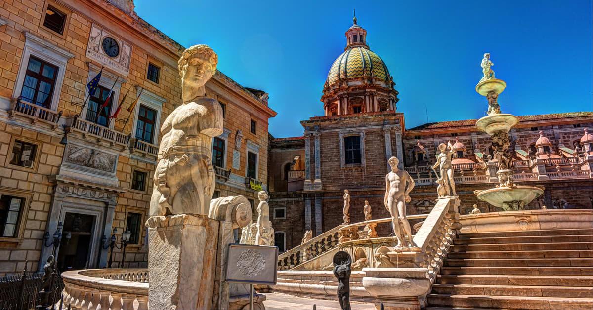 Städtereisen Palermo