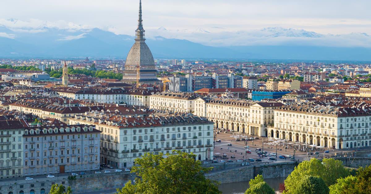 Städtereisen Turin