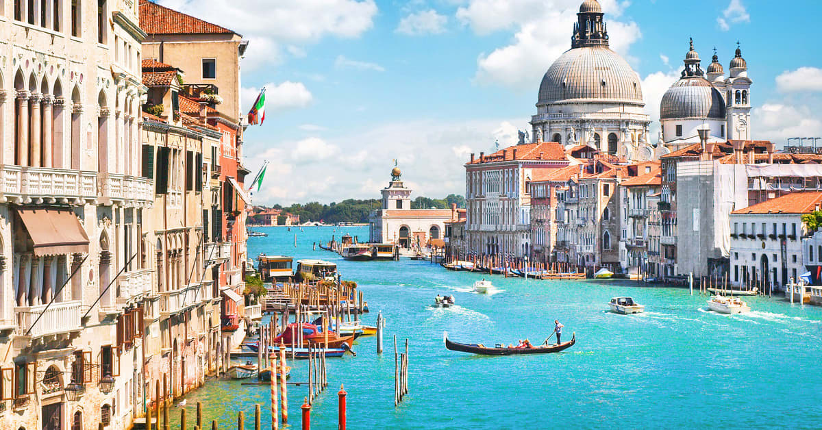 Städtereisen Venedig