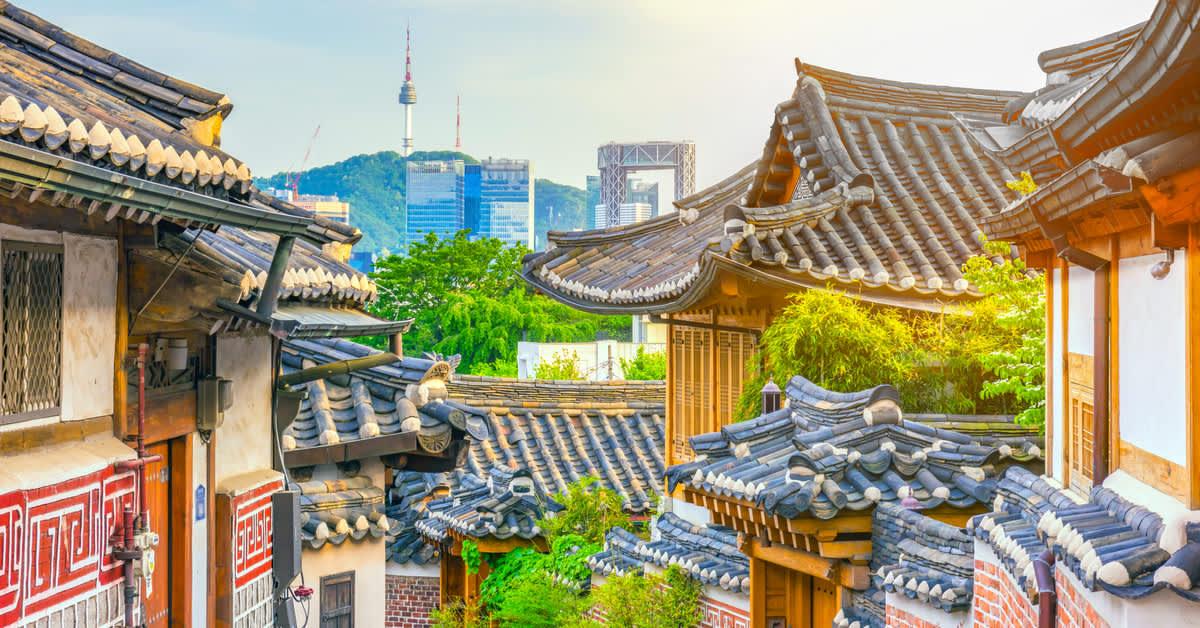 Städtereisen Seoul
