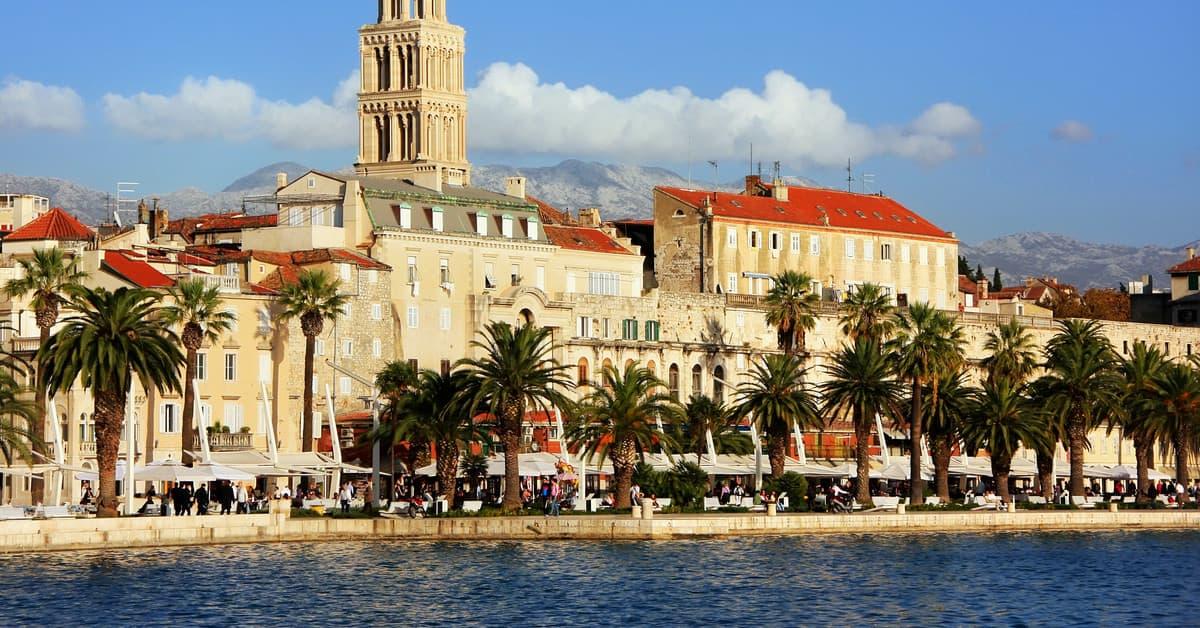 Städtereisen Split