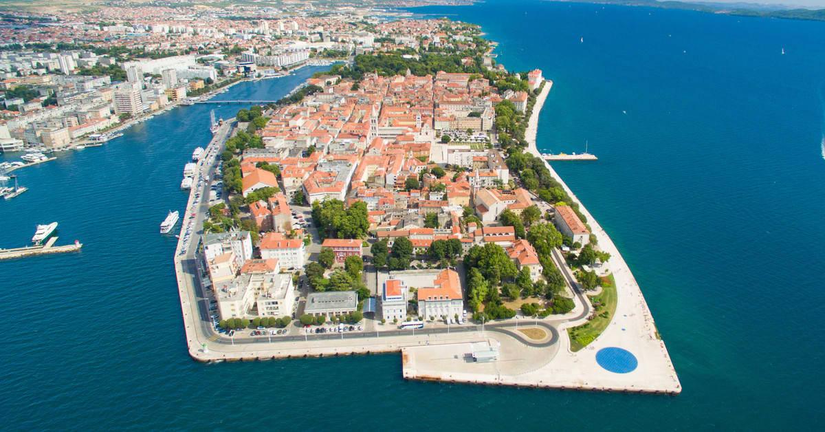 Städtereisen Zadar