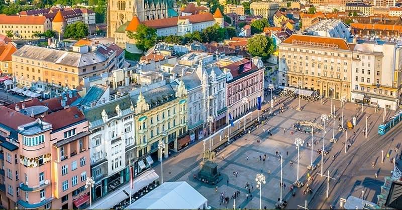 Städtereisen Zagreb