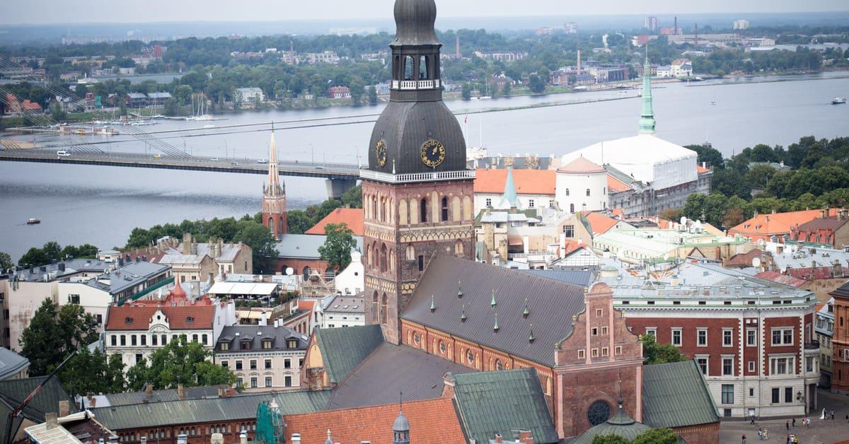 Städtereisen Riga