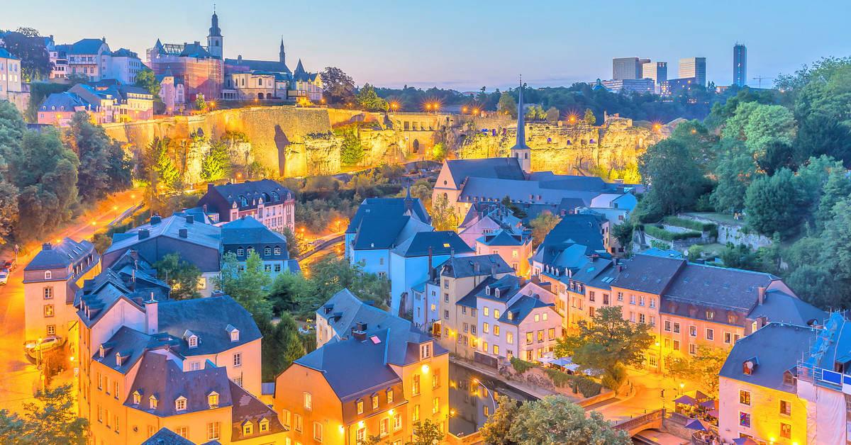 Städtereisen Luxemburg