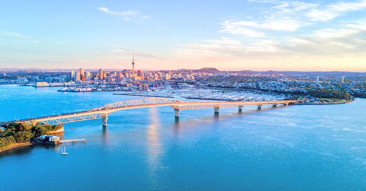 Städtereisen Auckland