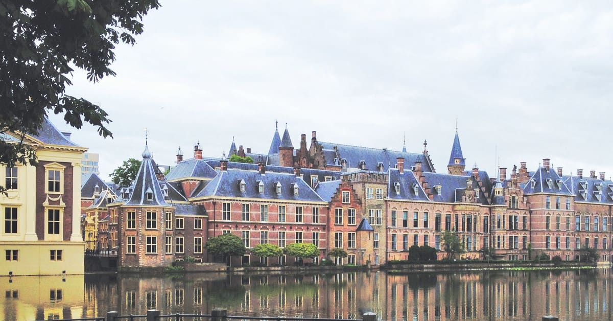 Städtereisen Den Haag