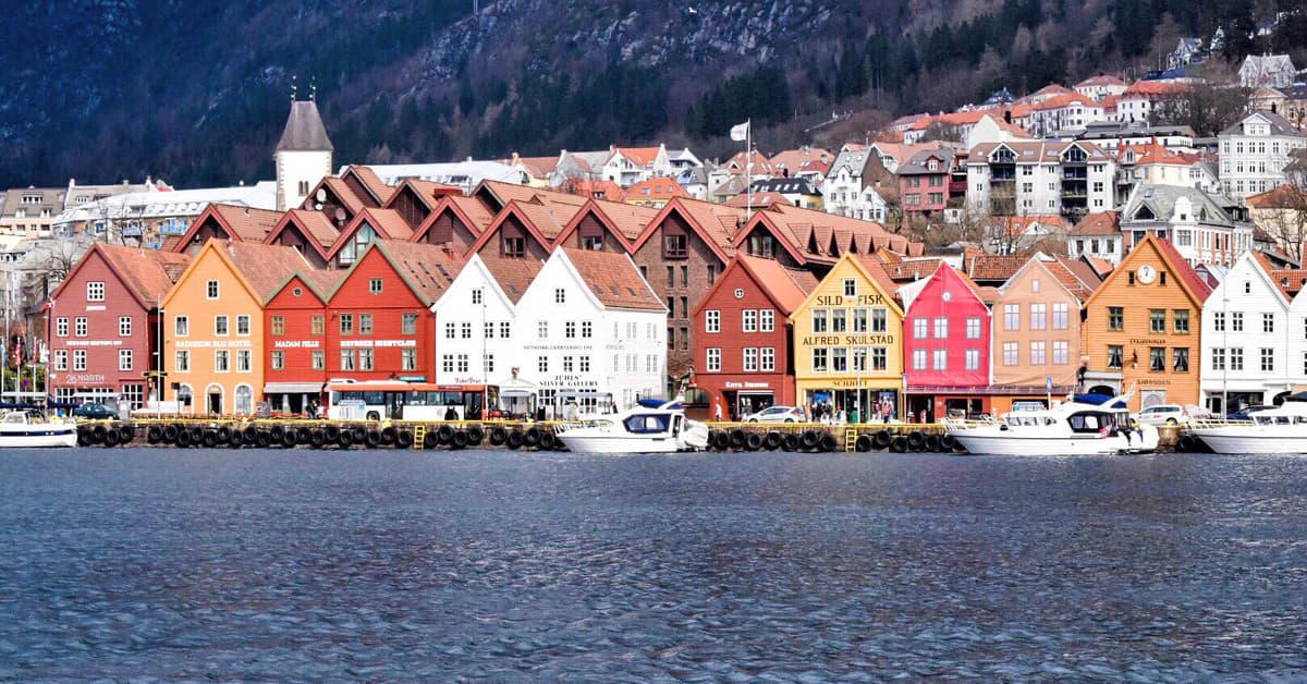 Städtereisen Bergen