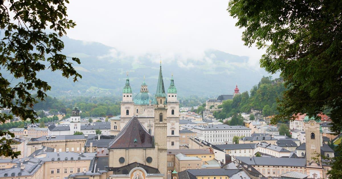 Städtereisen Salzburg