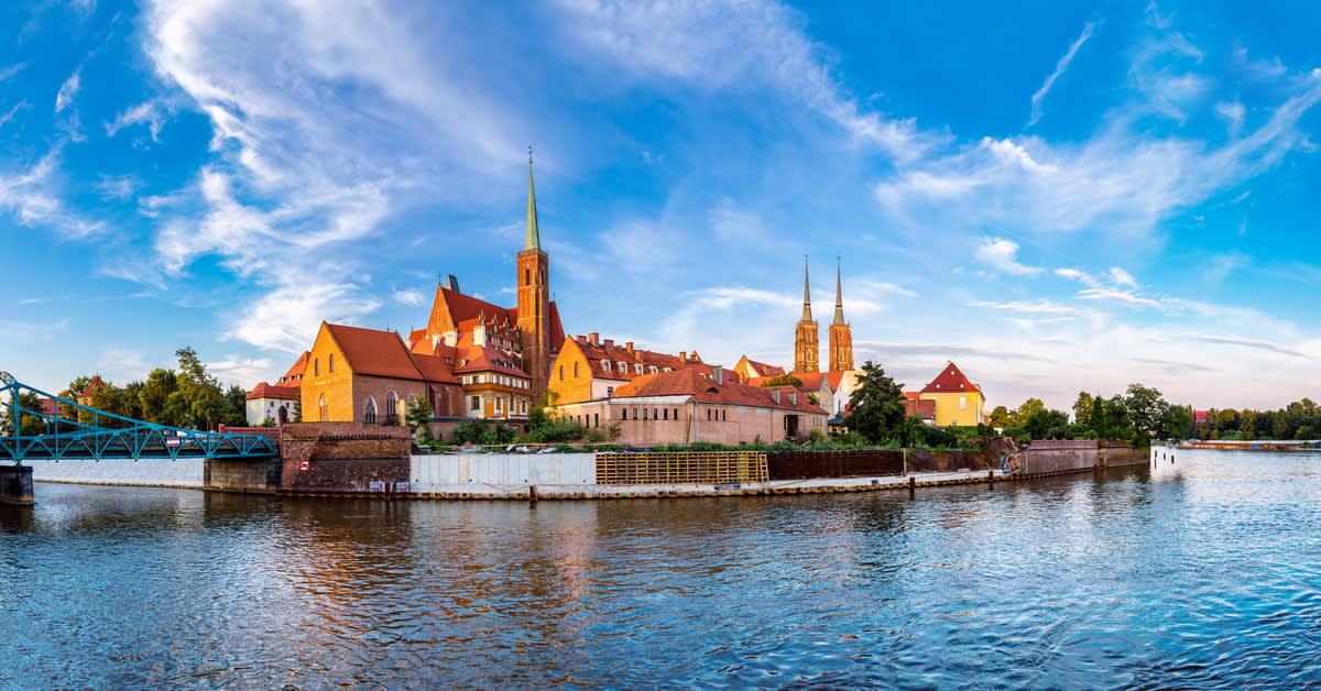 Städtereisen Breslau