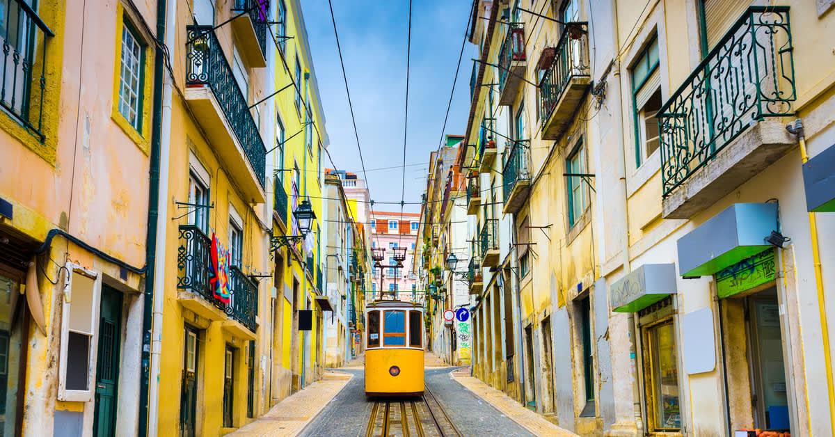 Städtereisen Lissabon