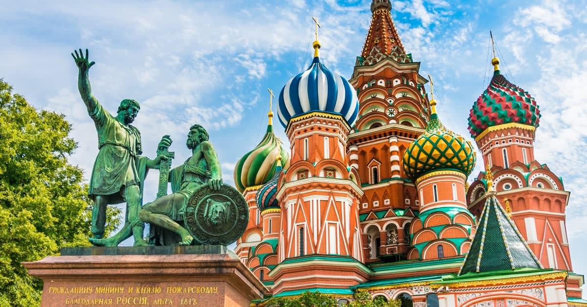Städtereisen Moskau