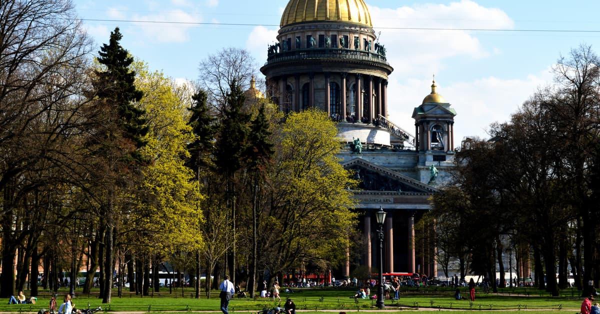 Städtereisen Sankt Petersburg