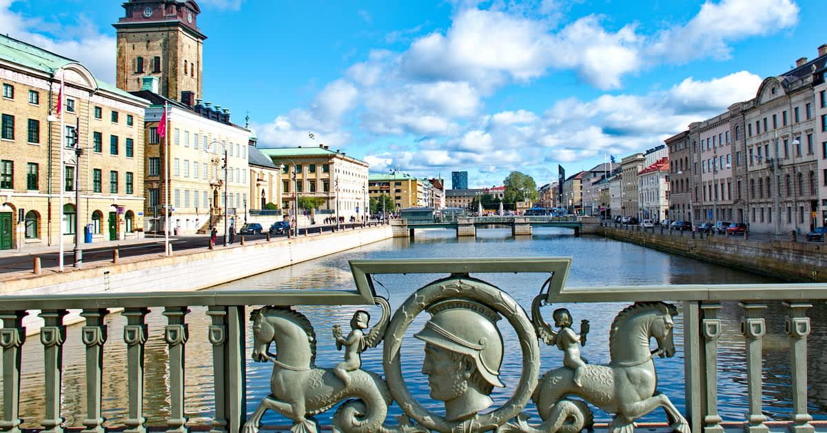Städtereisen Götheborg