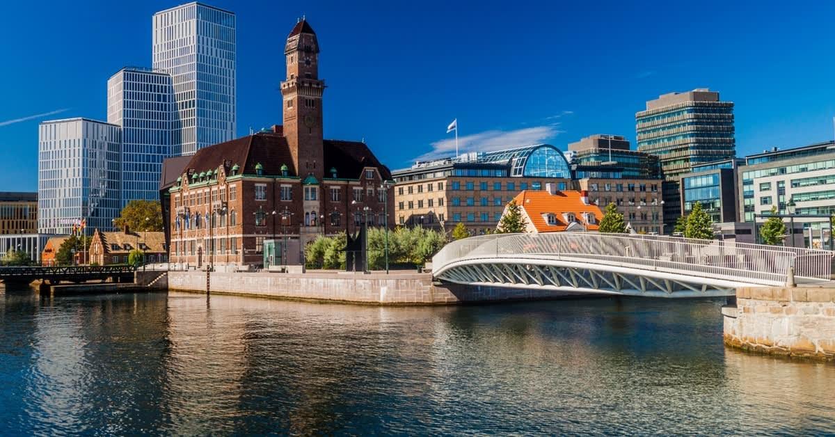 Städtereisen Malmö