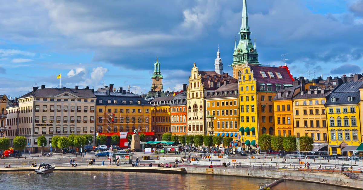 Städtereisen Stockholm