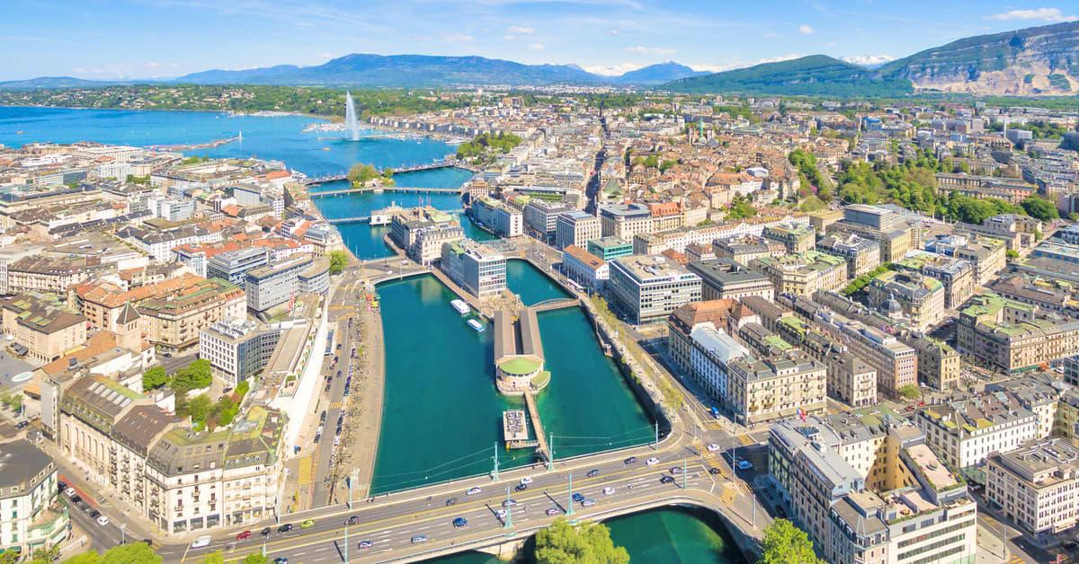 Städtereisen Genf