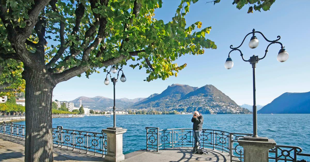 Städtereisen Lugano