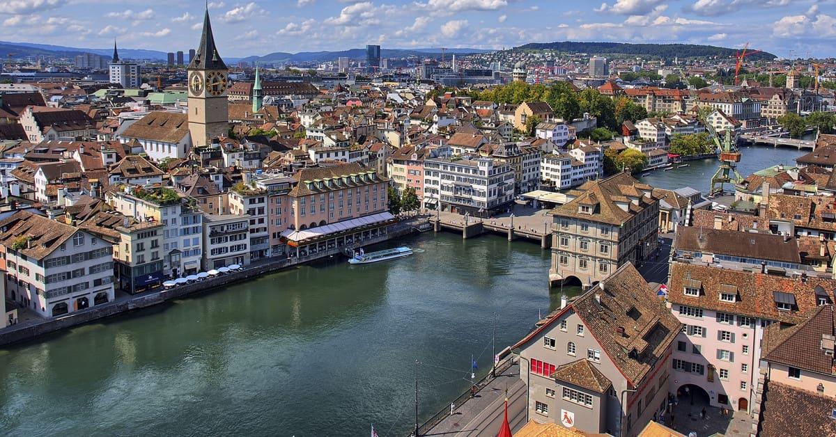 Städtereisen Zürich