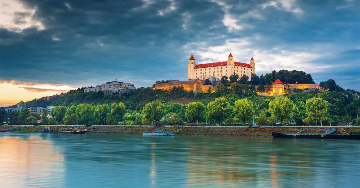 Städtereisen Bratislava