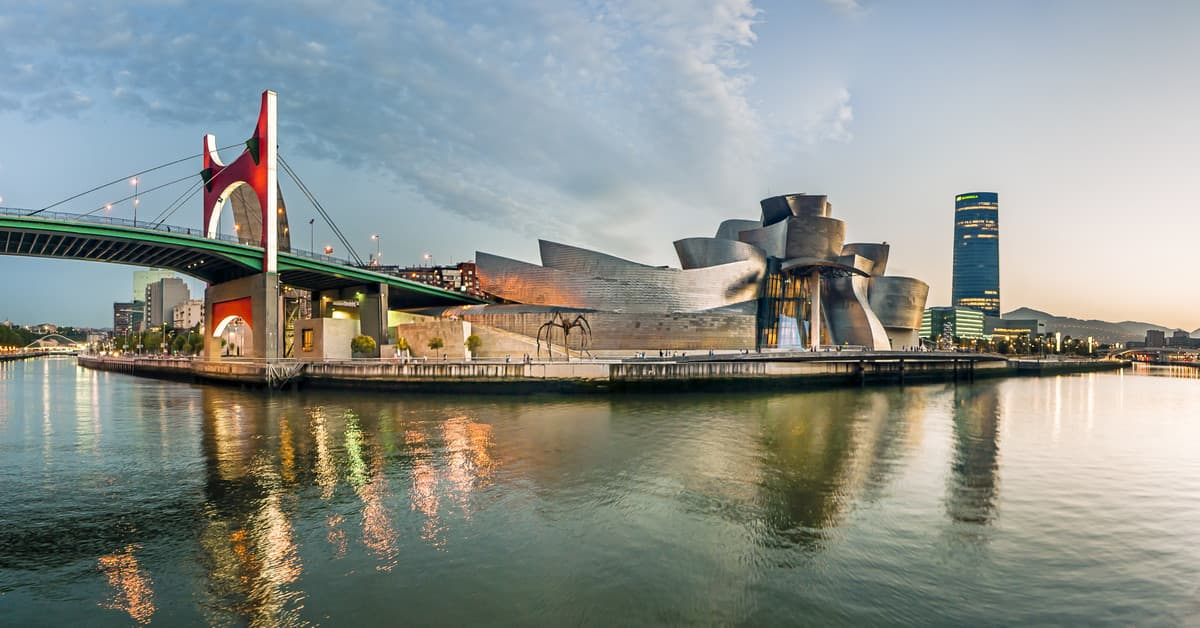Städtereisen Bilbao