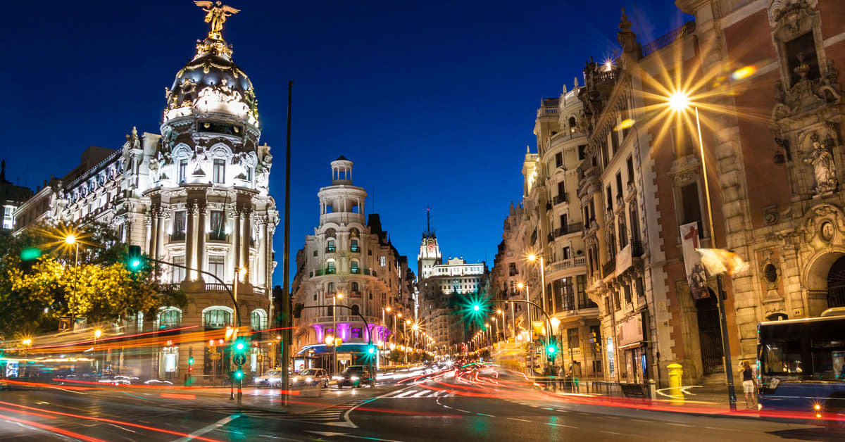 Städtereisen Madrid