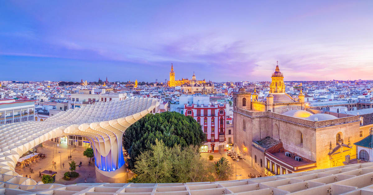Städtereisen Sevilla