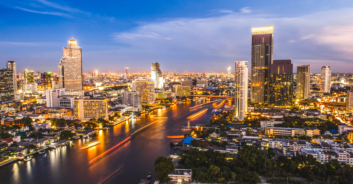 Städtereisen Bangkok